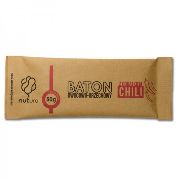 Fruit-nut bar with chilli