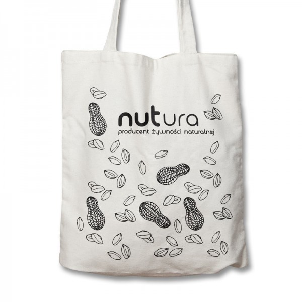 Ecologically friendly bag with long handle