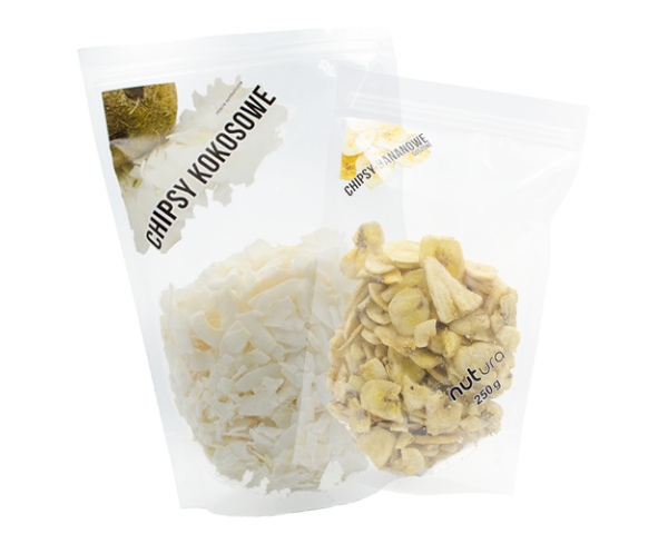 Zdrowe przekąski – Chipsy z suszonych owoców bez dodatku cukru